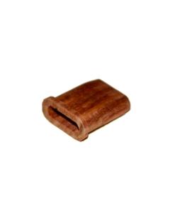 La bocchetta in legno per AirVape X è stilosa e preserva la purezza del vapore