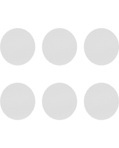 Il set retine normali include sei retine adatte a vaporizzatore Plenty e Volcano con Easy Valve