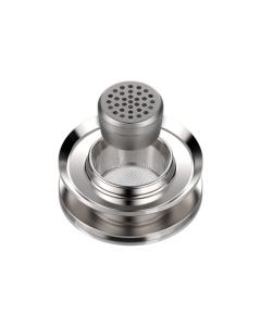 L'adattatore capsula di dosaggio per vaporizzatori Volcano riduce le dimensioni della camera e permette l'inserimento di una capsula di dosaggio