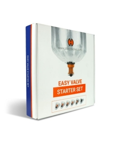 Il Set Starter Easy Valve è perfetto per cambiare la Solid Valve o per rendere il vaporizzatore Volcano come nuovo