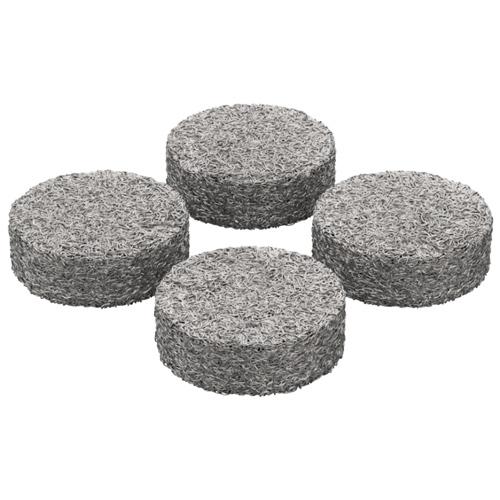 Questo set di tamponi per concentrati piccoli è adatto per vaporizzare cere ed olii con Crafty, Mighty  e adattatore capsula di dosaggio