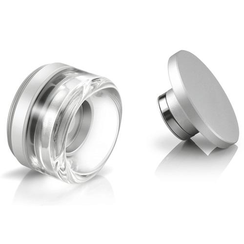 Hydrology 9 - Bocchetta in vetro e cover in alluminio