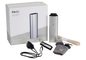 Vaporizzatore PAX 3 - Kit completo